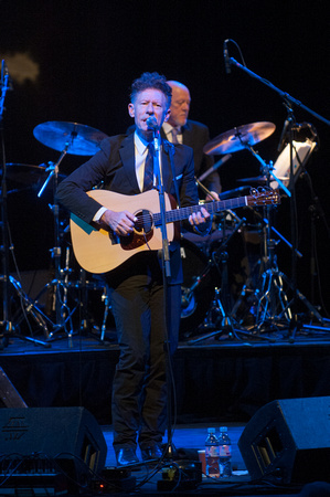 Lyle Lovett at Southern Fried Festival