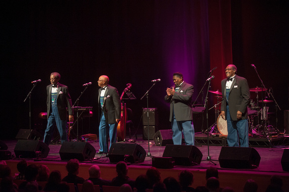 The Fairfield Four & The McRary Sisters at Southern Fried Festival
